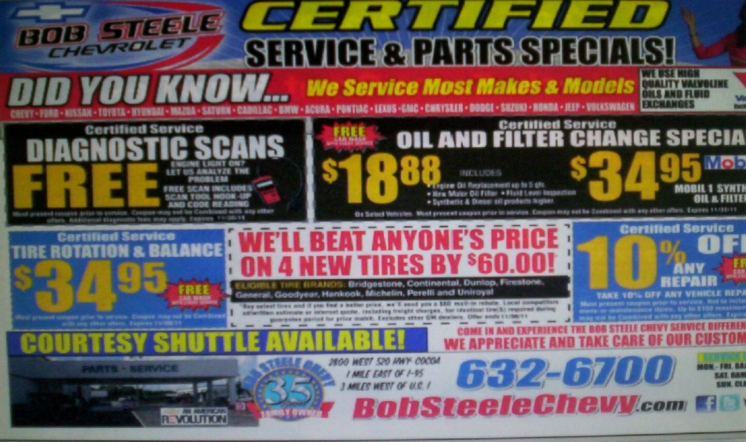 Mobil 1 oil change coupon - such a deal! Central Florida area-000_6841.jpg
