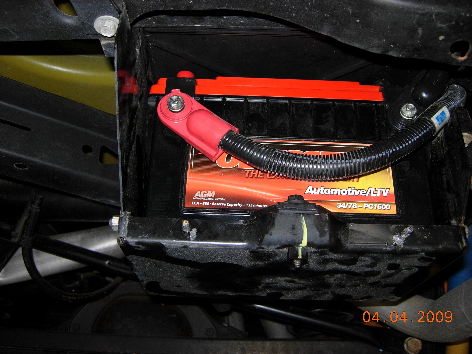 Battery Replacement Chevy Ssr Forum Wiring Click Image For Larger Version Name 007 Half Views 5883 Size 6946