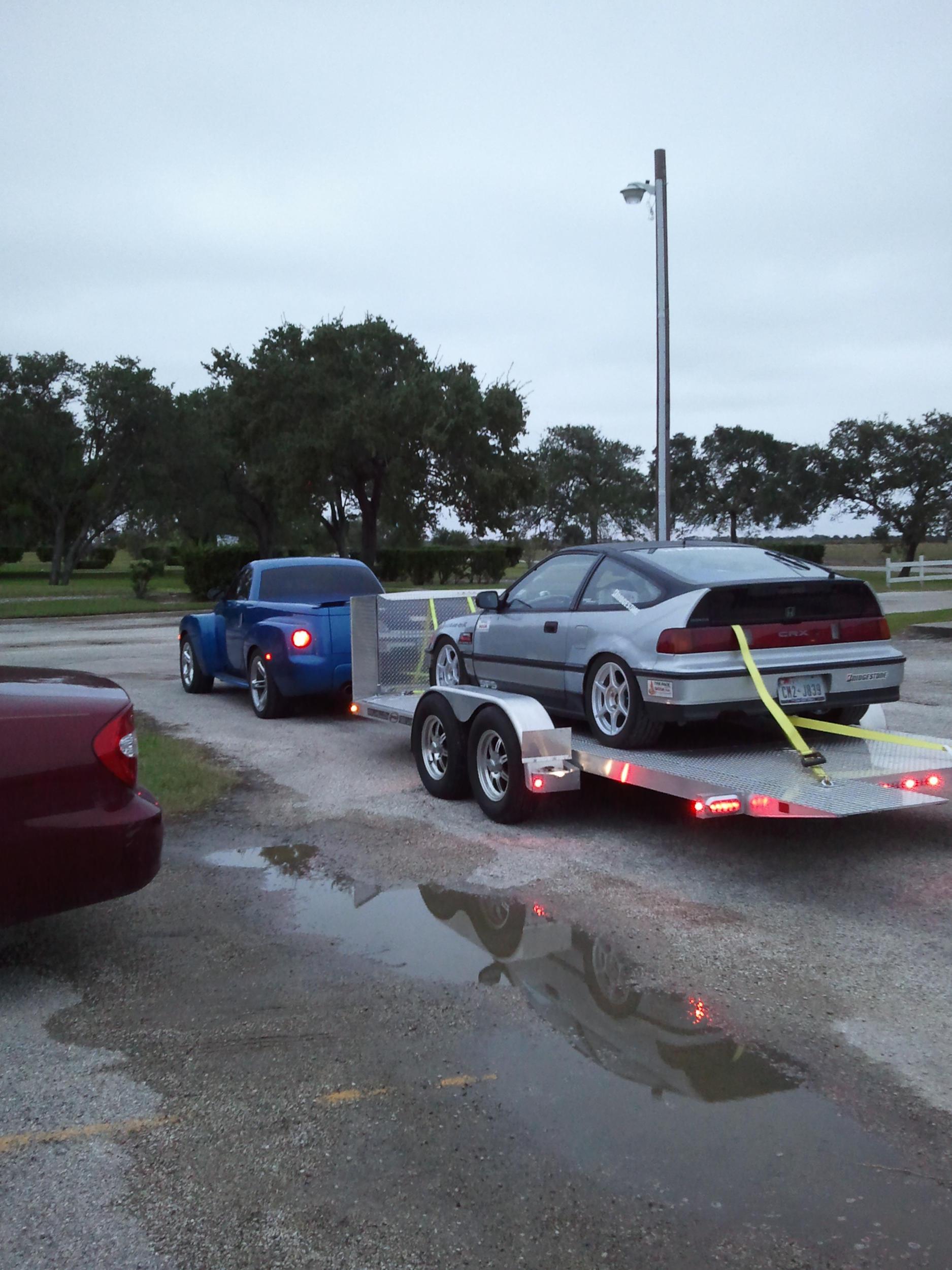 U-haul trailer hitch - Chevy SSR Forum