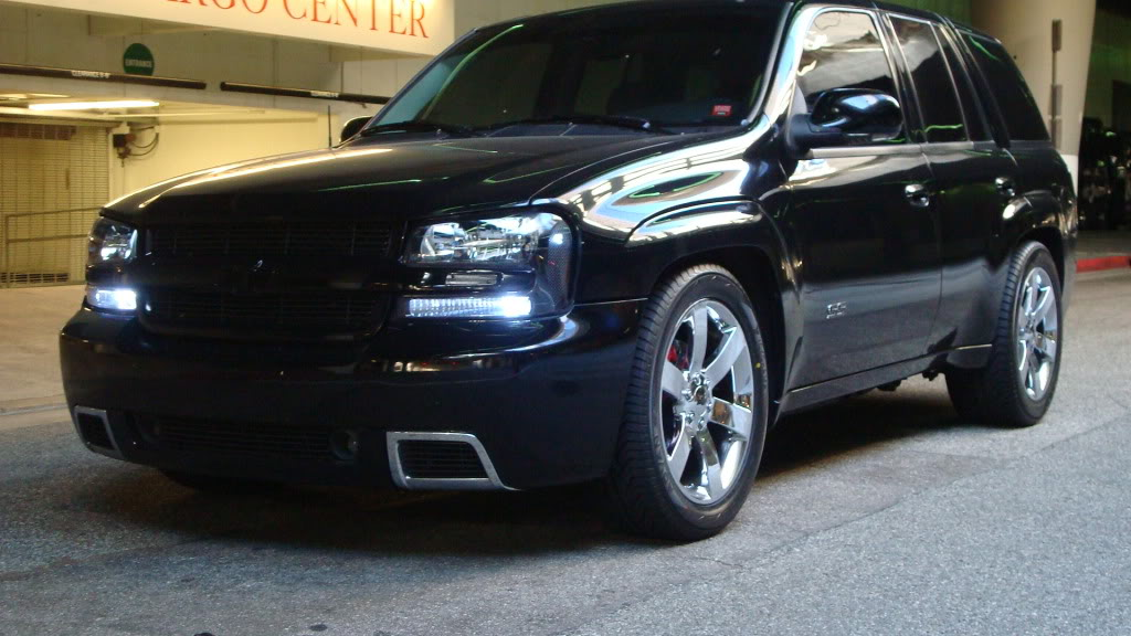 20 Inch Trailblazer SS Wheels on SSR? - Chevy SSR Forum
