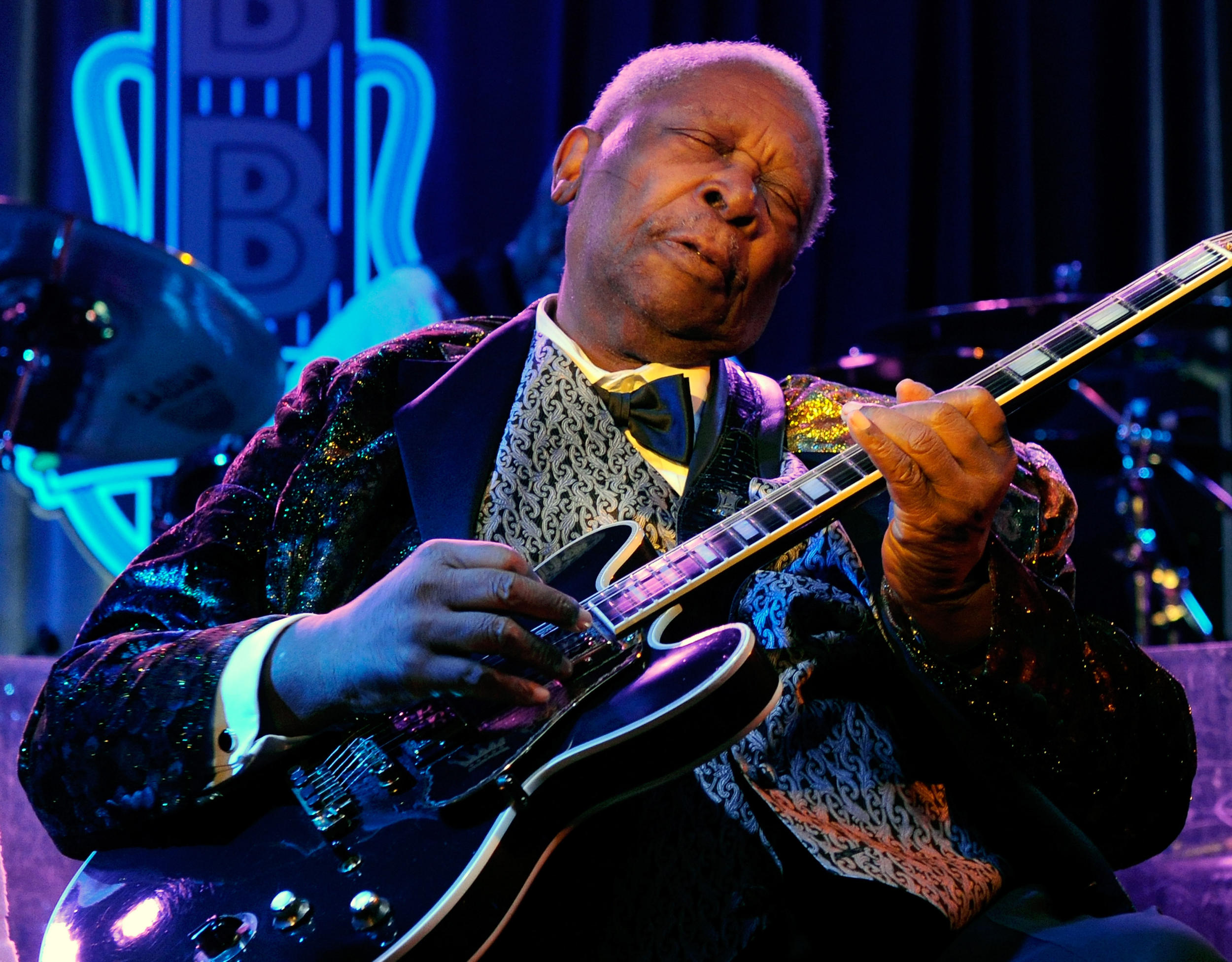 Died BB King 05/15/2015 70