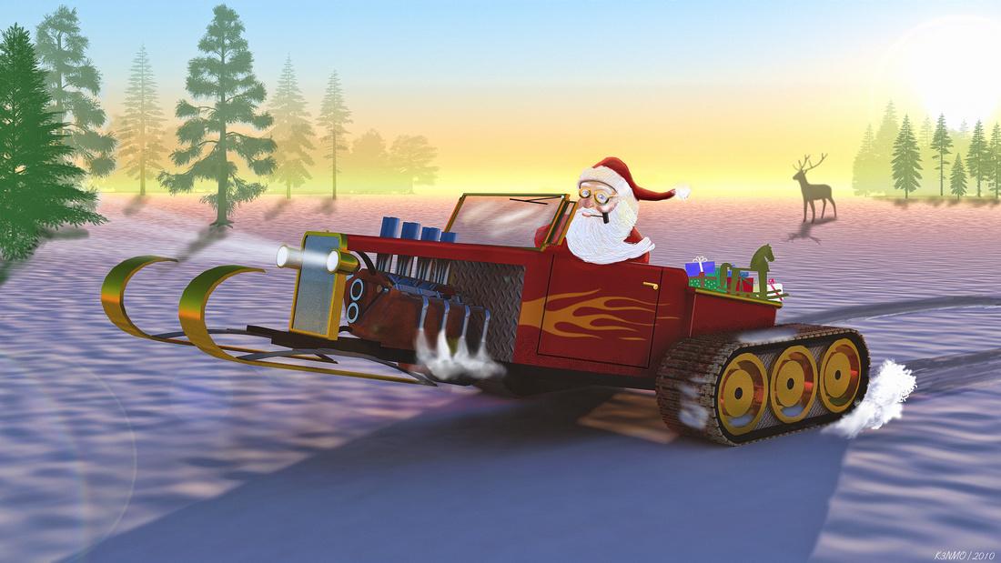 Christmas card / Merry christmas wish\'s Thread - Chevy SSR Forum