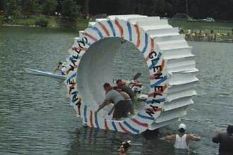Click Image For Larger Version Name Cardboard Boats 71 Views 3917