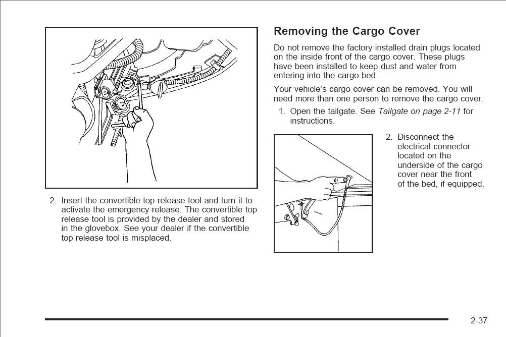 19802 locked my keys trunk bed cargocoverrelease wiring diagram 2005 chevy ssr cargo wiring diagram