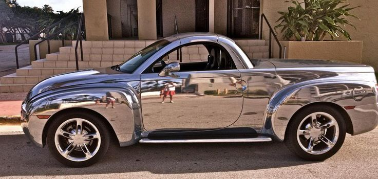 297322d1450823723 ultimate chrome package chrome ssr the ultimate chrome package!! chevy ssr forum