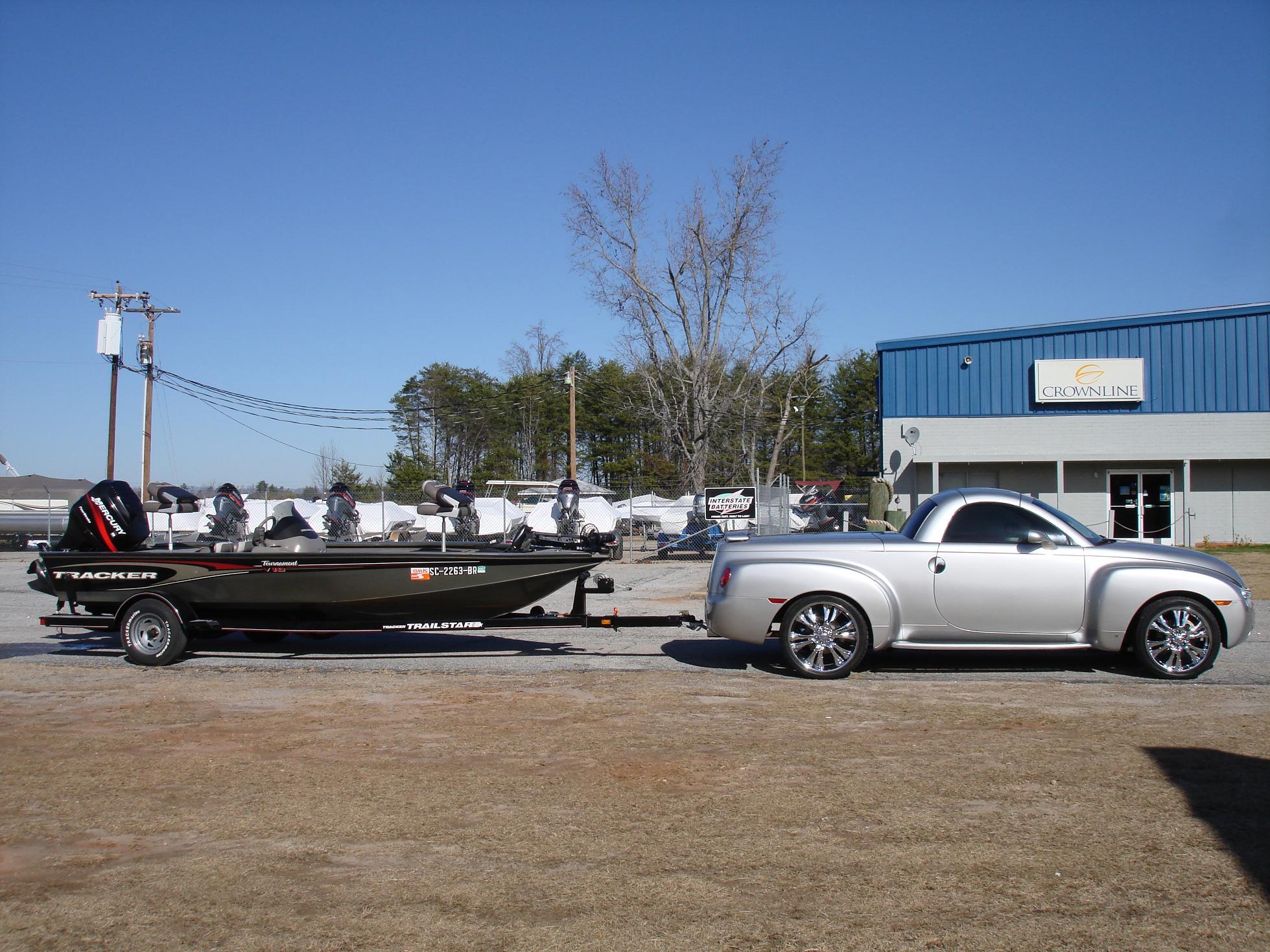 San Bernardino Chevy Dealer >> The SSR...Wow, What a Cool Tow Vehicle! - Chevy SSR Forum