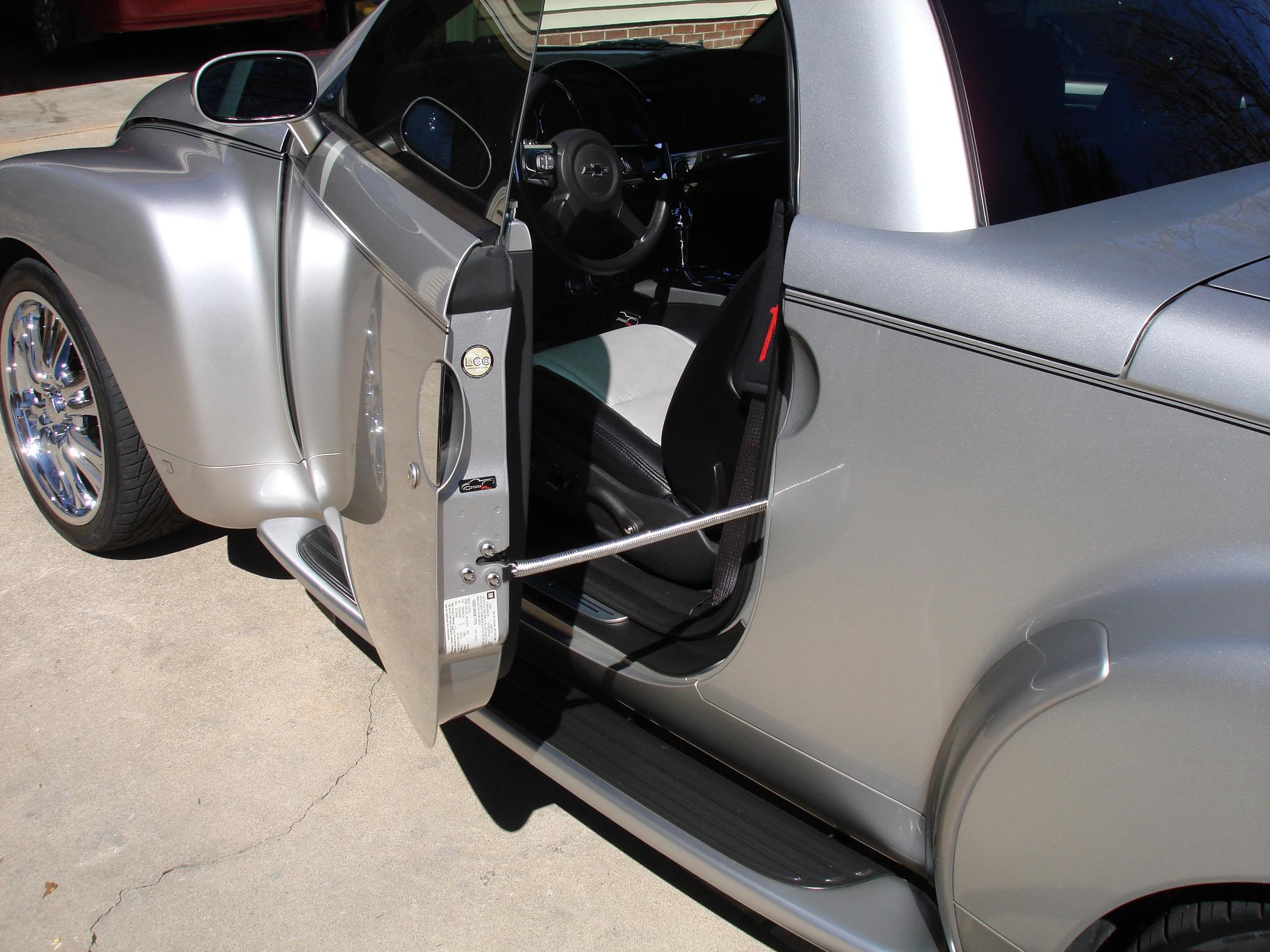 Click image for larger version Name DSC01543.JPG Views 3539 Size 419.9 ... & Custom Door Props for Cruise-ins \u0026 Car Shows: - Chevy SSR Forum