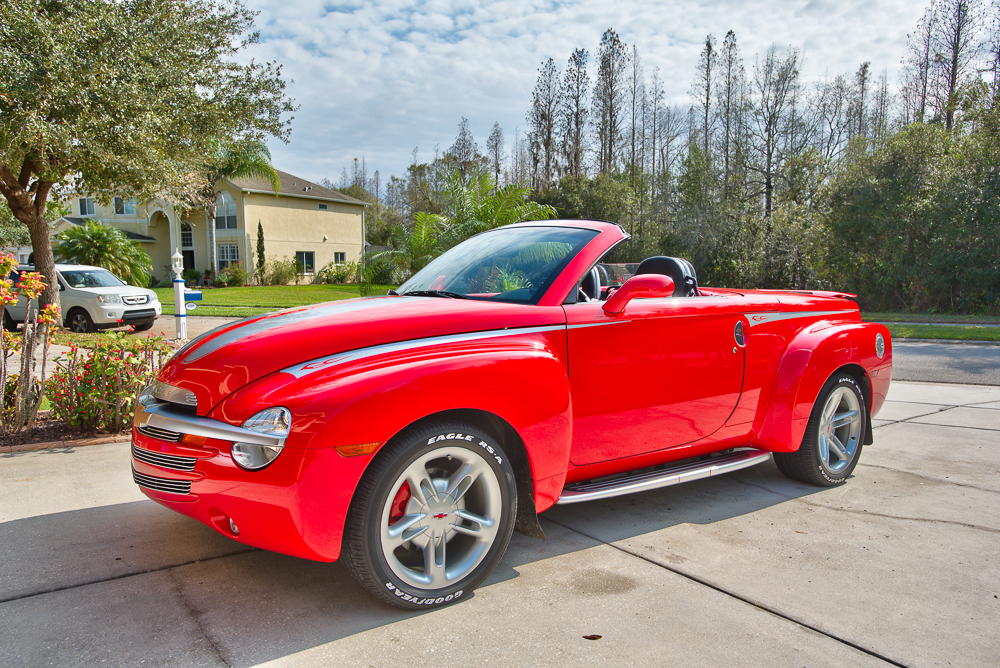 2005 Ssr Torch Red Automatic Chevy Ssr Forum