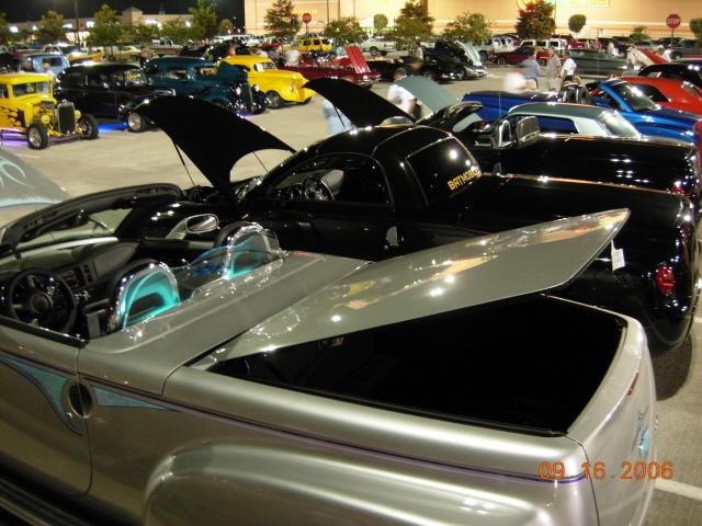 Kemah Car Show Chevy SSR Forum - Kemah car show