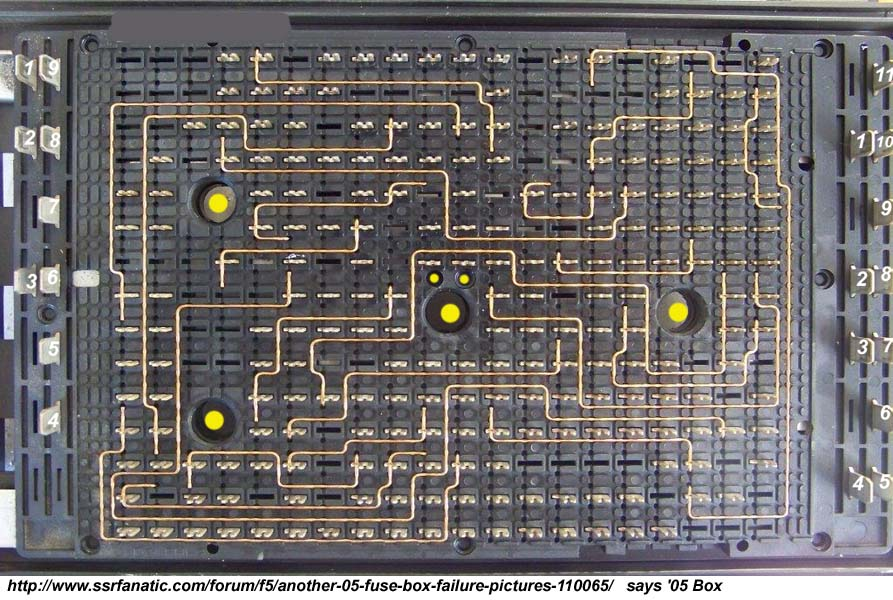2008 Chevy Express Van Fuse Box : Fuse box chevy wiring diagrams image free