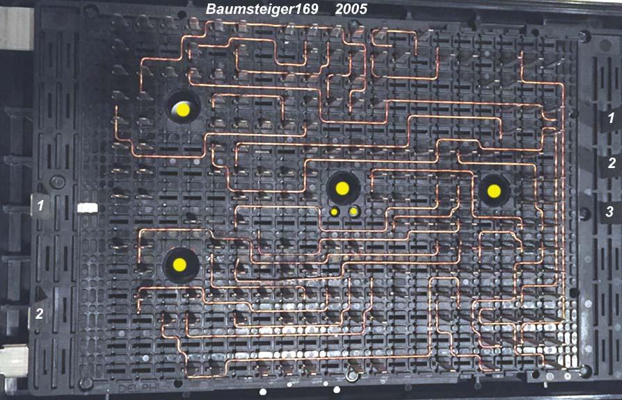 Ssr Fuse Box Wiring Diagram: 06 R fuse box bad wire   Chevy SSR Forum,