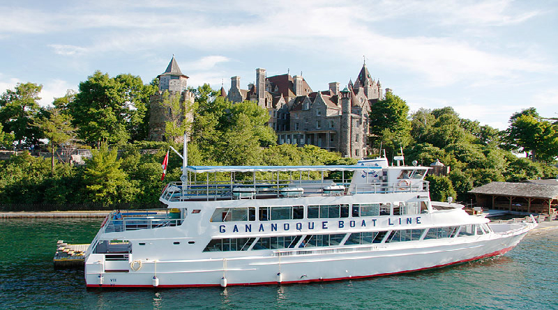 gananoque single parents Cruise through the american span of the 1000 islands, before your 2-hour stopover at boldt castle, stepping back in time to explore this romantic legend.