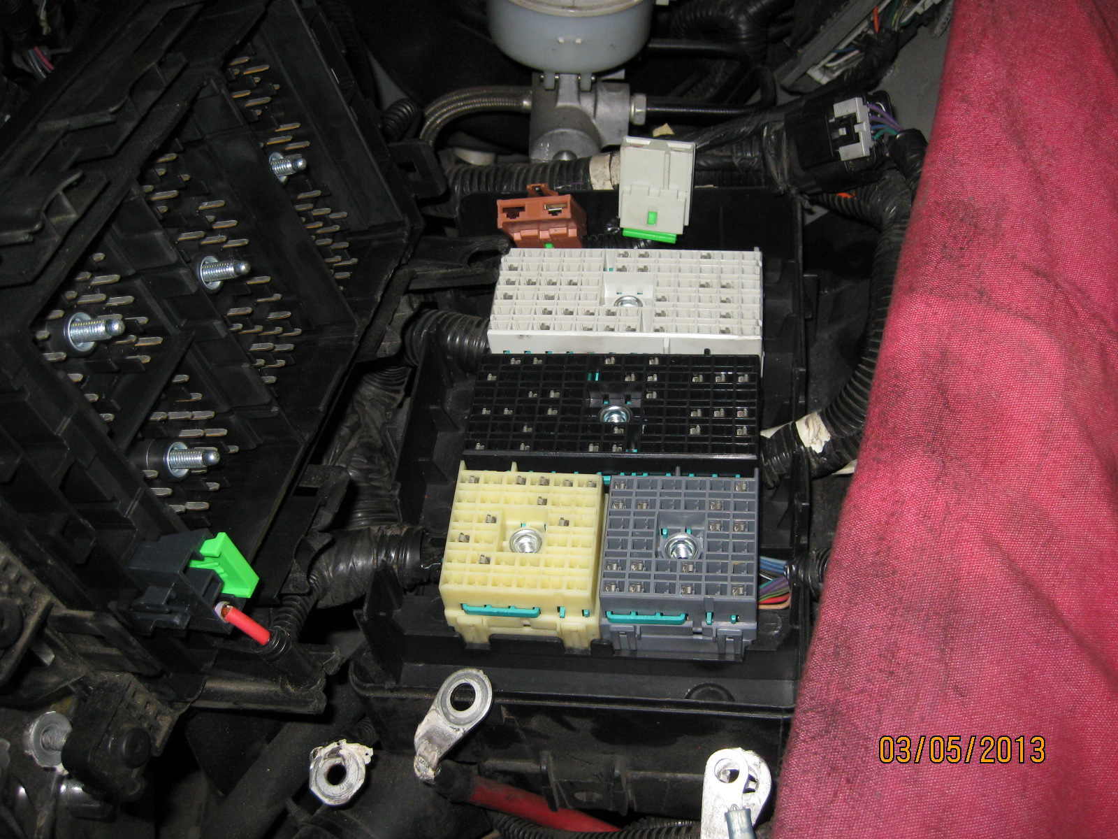 Main Engine Fuse Box Problem Pictures Chevy Ssr Forum Gm Van Attached Thumbnails