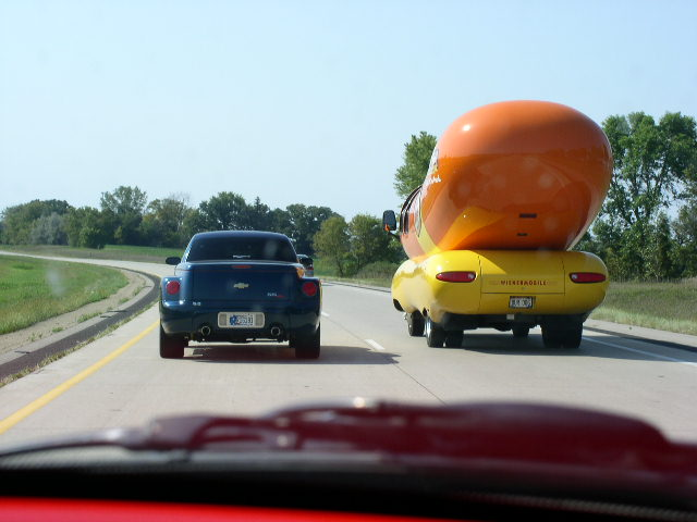 Weinermobile does North Texas-p1010037.jpg