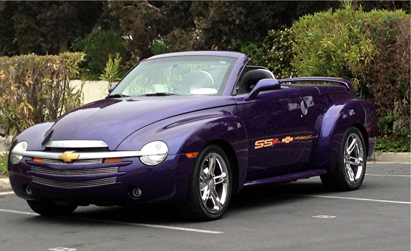 All Chevy 2006 chevrolet ssr for sale : 2004 Purple SSR 4 Sale - Chevy SSR Forum