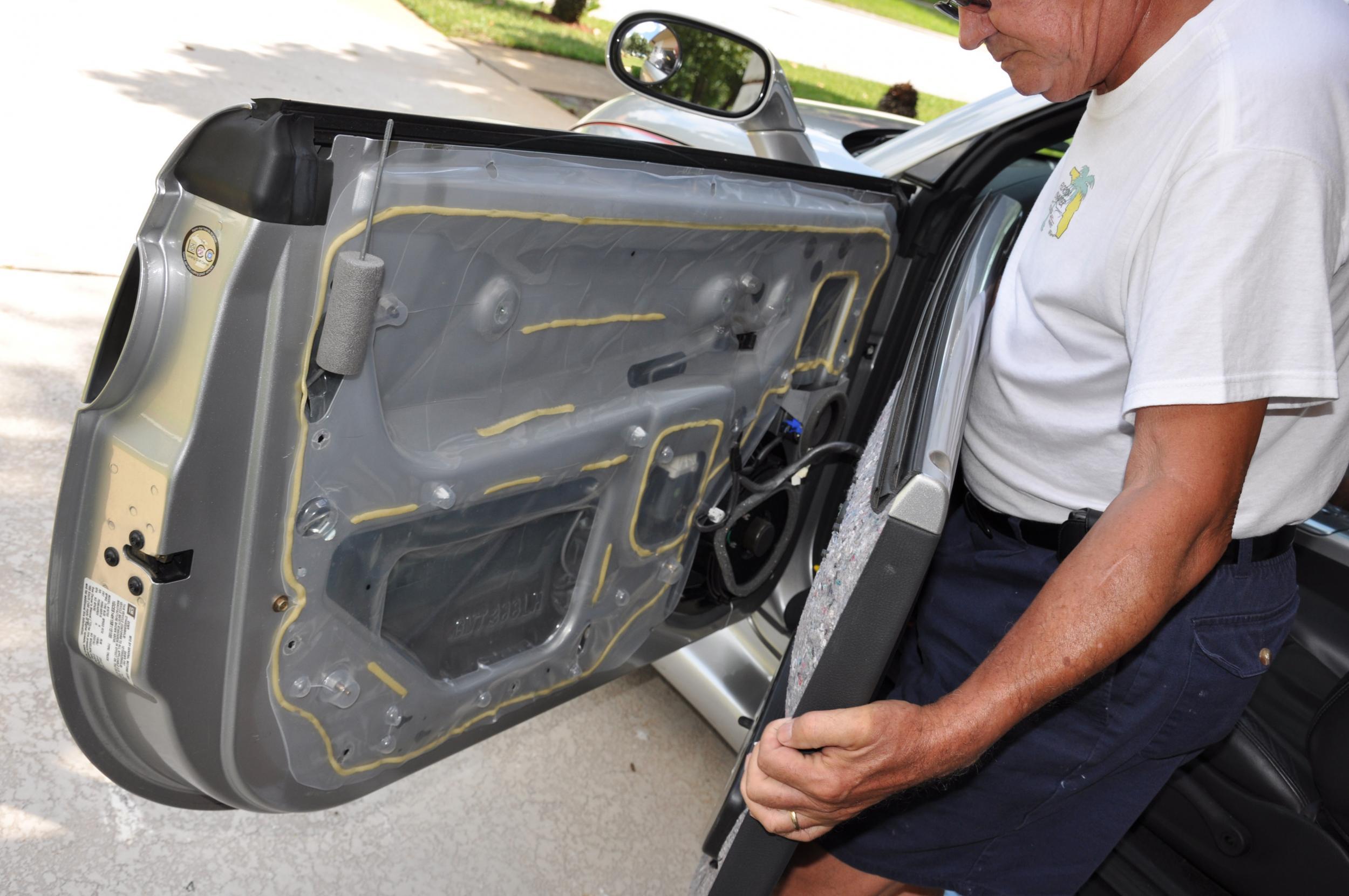 How To Remove Interior Door Panel Chevy Ssr Forum
