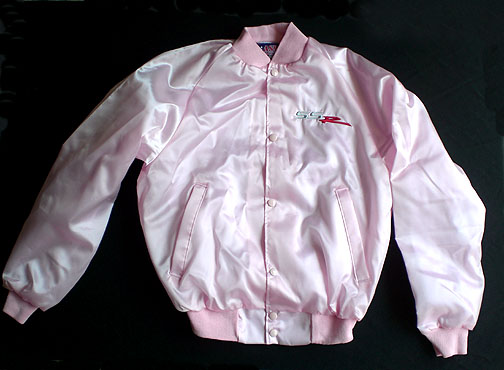 Ladies &quotPink&quot Satin Jackets! - Chevy SSR Forum