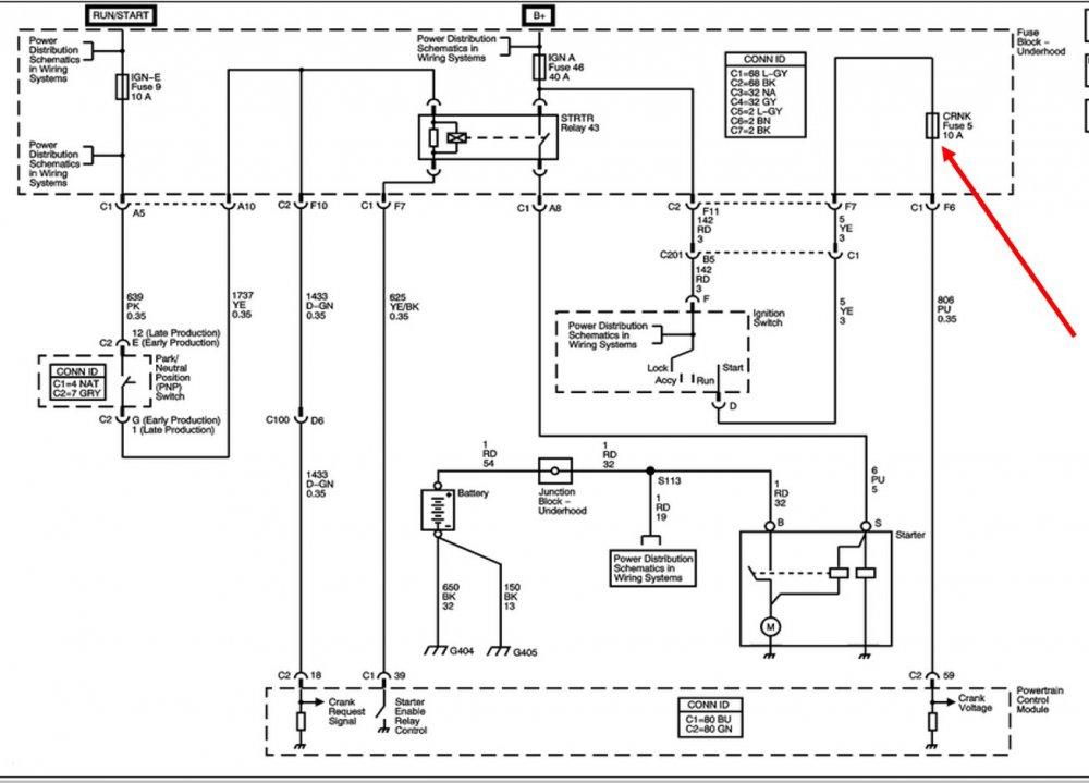 417290d1495737391 car won t start ssr starter circuit car won't start chevy ssr forum ssr 125 wiring diagram at bayanpartner.co