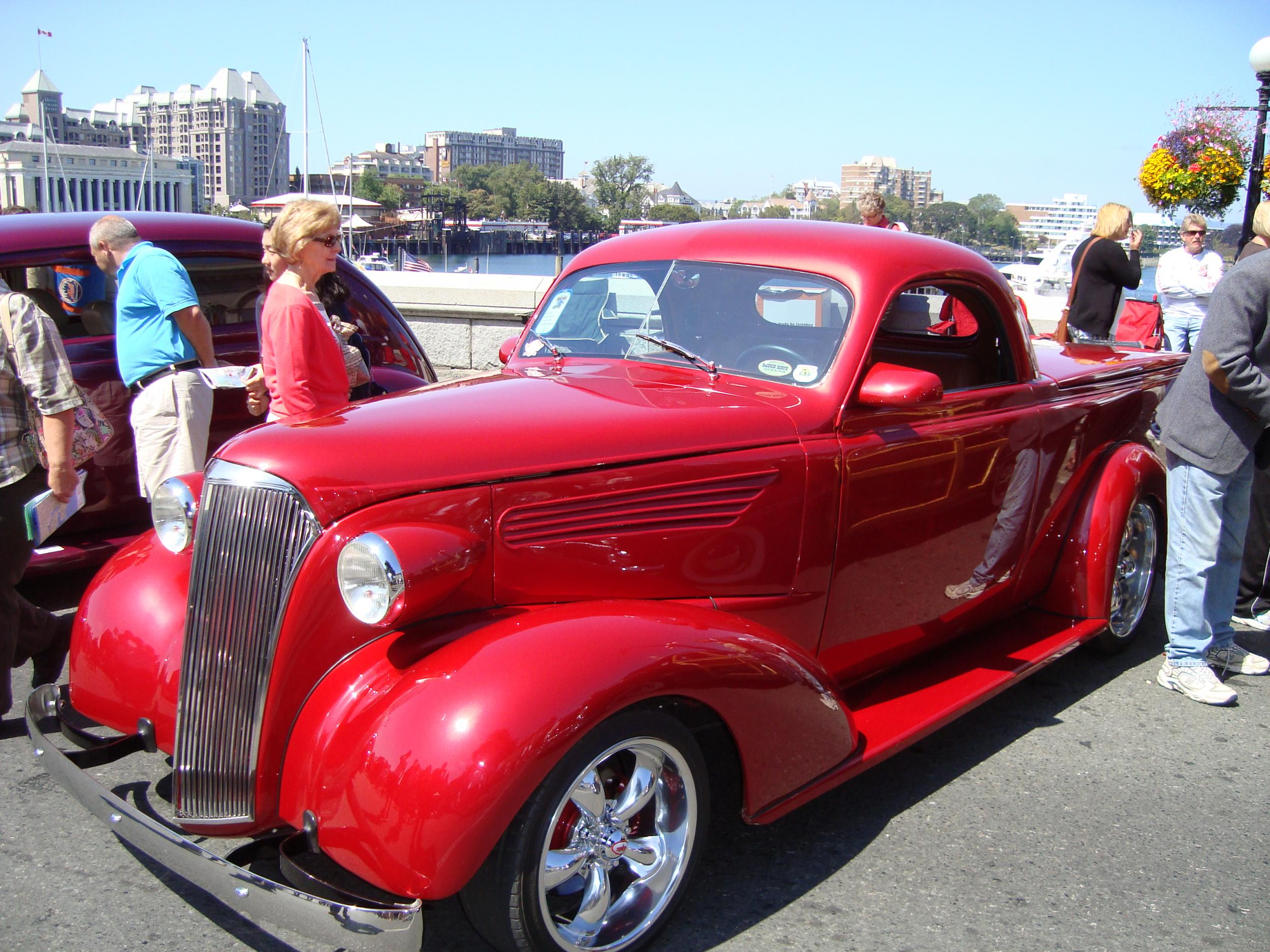 1937 chevy ute - Chevy SSR