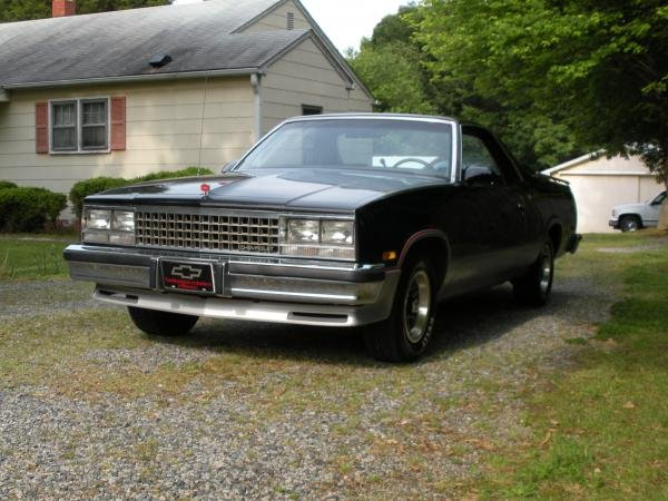 Showcase cover image for AquaBlur05's 1986 Chevrolet El Camino