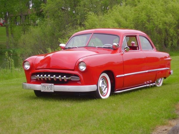 Showcase cover image for ssr2b's 1950 Ford 2dr Sedan