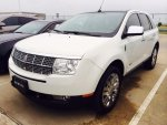 skywalker's 2009 Lincoln MKX