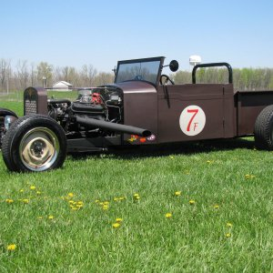 1930 Model A Roadster P/U Ratrod