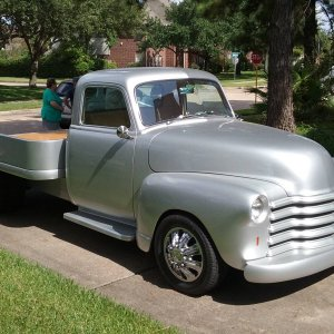 1951 Chevy One-Ton Flatbed Dually