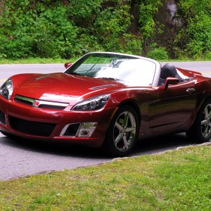 My '09 Saturn Sky Redline